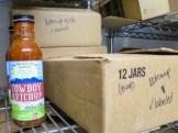 Hub on the Hill: Dak & Dill Cowboy Ketchup storage (Source: virtualDavis)