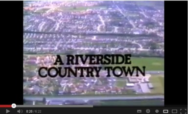 A Riverside Country Town