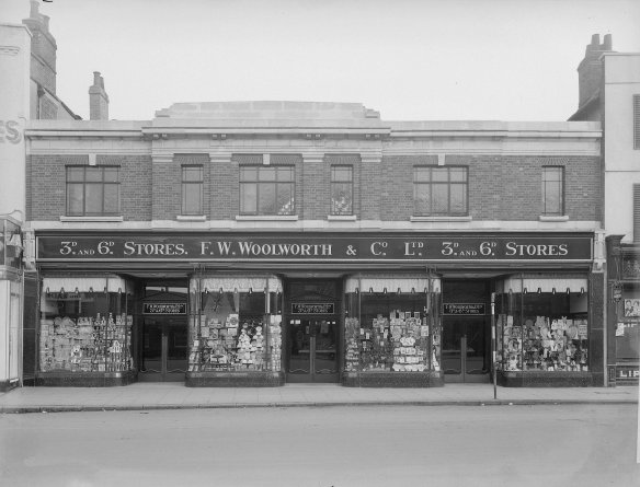 Woolworth's Chelmsford 1930s | Essex Record Office