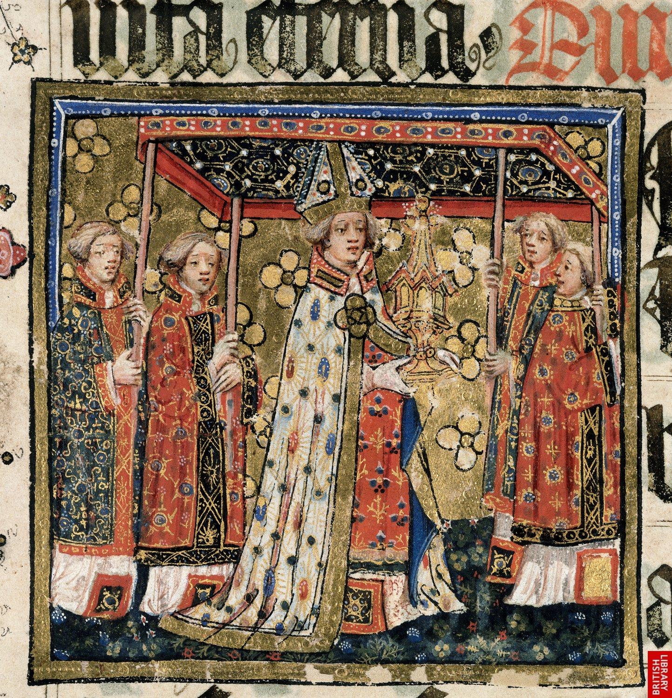 Transcript Fo 4r The Catholic Ritual Year Plough Feast