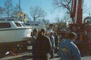 Sjösättning 19970504
