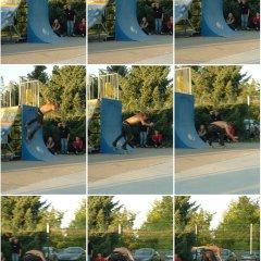 Module Vert Contest Skate et Casquette 2009 Wittenheim
