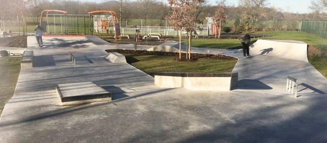 Un nouveau skatepark à Morschwiller-le-Bas !