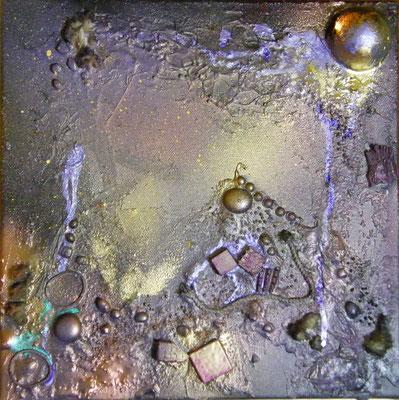 Pleins feux sur Bernadette Dupuis – Artiste peintre