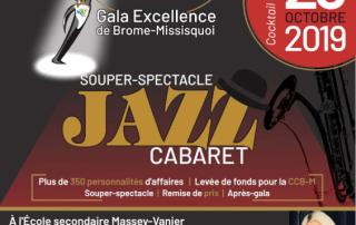 Promotion du gala Excellence CCBM 2019