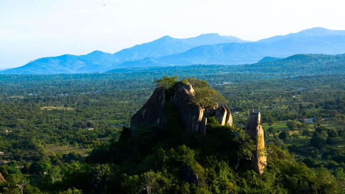 Kirimiri Hills