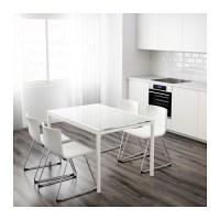 Ikea Glastisch GLIVARP ausziehbar – 125/188 cm x 85 cm ...