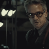 Jeremy Irons as Alfred in Batman v. Superman.