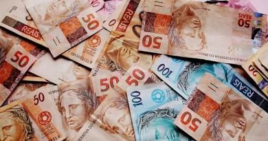 Notas de dinheiro brasileiro