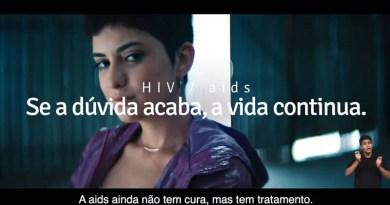 Ministério da Saúde lança campanha do Dia Mundial de Luta Contra a Aids, foco neste ano é prevenção, teste e tratamento do HIV oferecidos pelo SUS