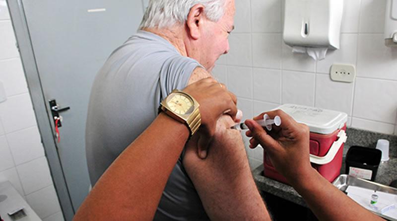 Praia Grande tem esquema especial para Campanha de Vacinação contra gripe