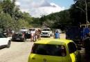 Veículo com sete turistas é barrado em força-tarefa de Mongaguá contra a Covid-19