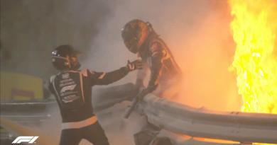 Acidente grave interrompe GP do Bahrein de Fórmula 1