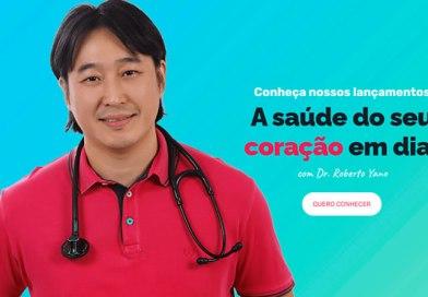 O cardiologista Dr. Roberto Yano fala sobre infarto em jovens na pandemia