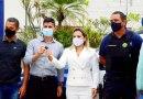 Viatura para a GCM de Itanhaém é adquirida e entregue através de emenda parlamentar