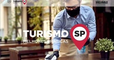 Secretaria de Turismo do Estado de São Paulo lança plataforma de boas práticas para enfrentar a pandemia