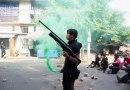 Choque com tropas deixa 11 manifestantes mortos em Myanmar