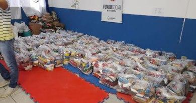 Diretoria de Educação de Mongaguá arrecada alimentos para as famílias em vulnerabilidade