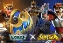 Lords Mobile se junta a Os Cavaleiros do Zodíaco em colaboração épica