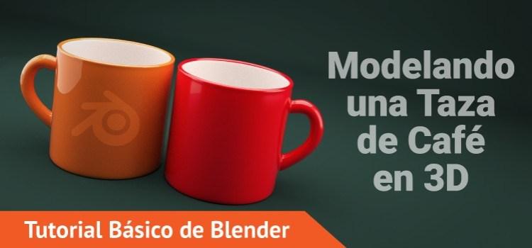 Tutorial de Blender: Modelando una taza de Café