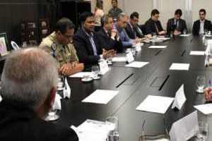 TJ/AL e cúpula de segurança discutem situação do sistema prisional
