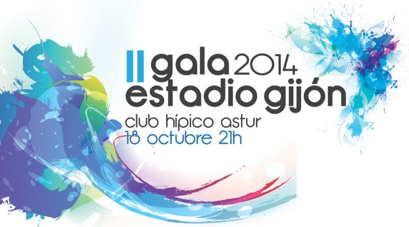 Gala Estadio Gijón 2014