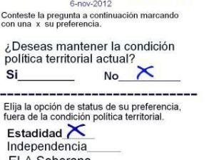 Plebiscito ratificador en el primer trimestre – Invitando persona a persona a PPD's a Votar Estadidad