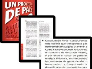 Estudia El Proyecto De País del PPD para Entender Por Qué Hoy Están Controlados por los Separatistas