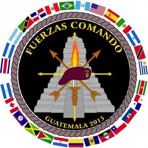 Fuerzas Comando 2015. Foto: Especial