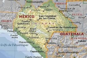Frontera Sur. Foto: Especial