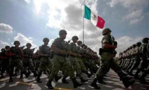 Ejército Mexicano. Foto: Especial
