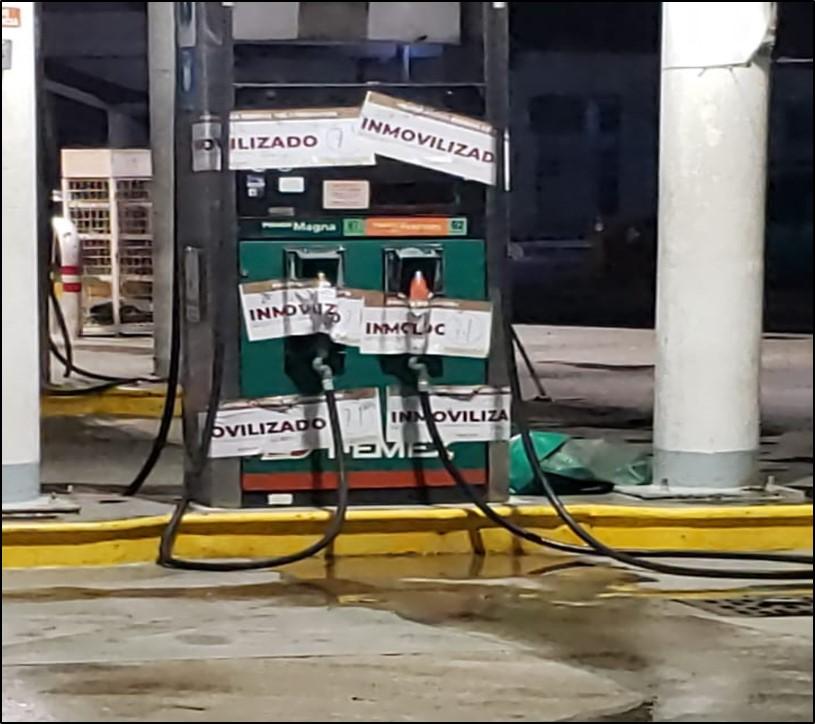 Realiza la Marina patrullajes en Campeche para evitar robo de combustibles