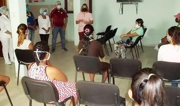 Gobernación continúa jornadas de planificación familiar con implantes de DIU