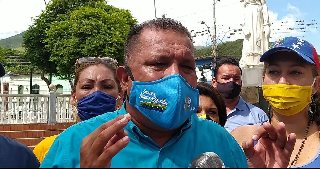 El gobernador Alfredo Díaz reiteró el respald