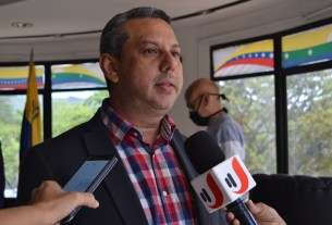 Jorge Luis Marcano, presidente del Iadecebne.