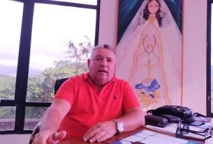 Nicola Penna Millán, secretario general de Gobierno de Nueva Esparta
