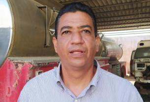Gonzalo Marcano, presidente del Instituto Neoespartano de Guardavidas