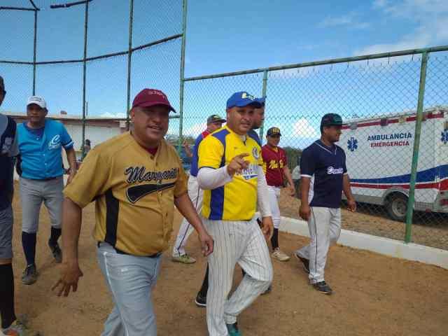 El gobernador Alfredo Díaz fue el Más Valioso del partido