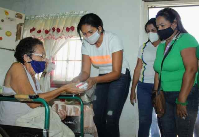 El programa AMI lleva Atención Médica Inmediata a pacientes en condición de cama.