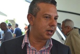 Jorge Luis Marcano presidente del Iadecebne.