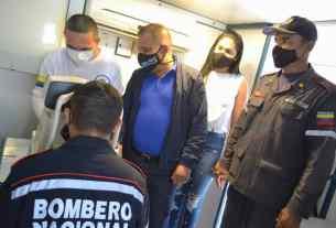 Los programas sociales del gobernador Alfredo Díaz, llegarán a todos los entes de seguridad del estado