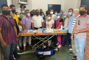 El gobernador Alfedo Díaz reforzó la Cruzada por la salud para enfrentar la pandemia