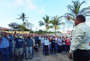 La juramentación de los Centros de Organización Electoral, marcan el rumbo hacia la reelección de Alfredo Díaz