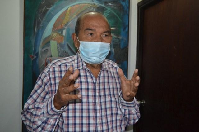 Eustacio Aguilera, Gerente General de la Oficina de Promoción de Inversiones