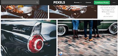 أفضل 5 مواقع لتحميل خلفيات وصور بدقة عالية وبشكل مجانى