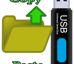 نقل الملفات بمعدل سرعة عال جدا من الفلاشة للكمبيوتر أو العكس