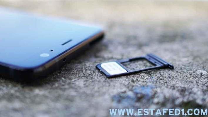 أخذ نسخة احتياطية من جهات الاتصال الى بطاقة الهاتف SIM Card