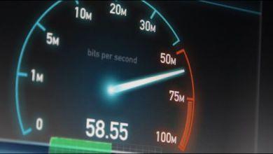Photo of زيادة سرعة الانترنت الى أقصي سرعة