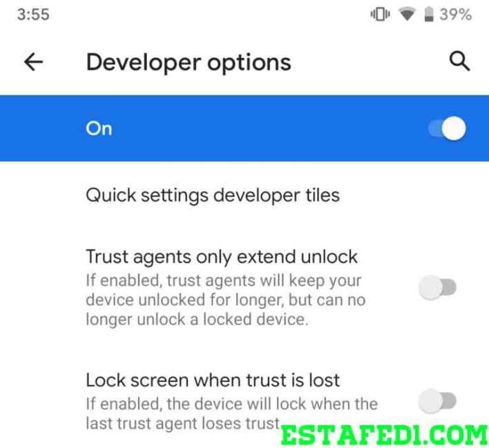 خيارات جديدة لميزة Smart Lock
