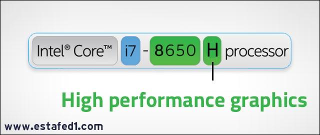 المعالج High Performance